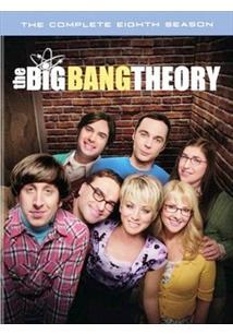 BIG BANG THEORY - 08ª TEMPORADA (QTD: 3)