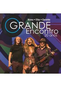 (CD+DVD) O GRANDE ENCONTRO: 20 ANOS (QTD: 3)
