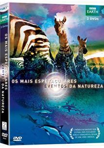 BBC - OS MAIS ESPETACULARES EVENTOS DA NATUREZA (DUPLO)