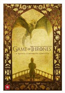GAME OF THRONES - 5° TEMPORADA (HBO) (QTD: 5)