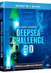 (BLU-RAY) DRAFTING DEEPSEA CHALLENGE DOCS 3D