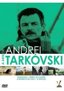 A ARTE DE ANDREI TARKÓVSKI (DUPLO)