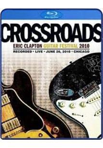 (BLU-RAY) CROSSROADS GUITAR FESTIVAL 2010 (DUPLO)
