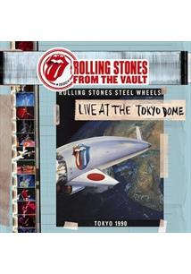 (CD+DVD) THE ROLLING STONES - FROM THE VAULT - LIVE AT THE TOKIO DOME 1990 (QTD...