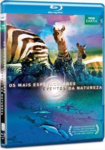 (BLU-RAY) BBC - OS MAIS ESPETACULARES EVENTOS DA NATUREZA (DUPLO)