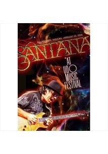 SANTANA - AT UDO MUSIC FESTIVAL