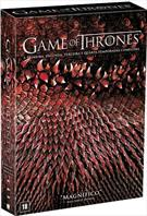 GAME OF THRONES - 01ª A 04ª TEMPORADAS (QTD: 20)