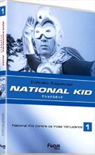 NATIONAL KID VOL.01: CONTRA OS INCAS VENUSIANOS