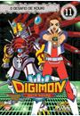 DIGIMON DATA SQUAD: O DESAFIO DE KOUKI VOL. 11