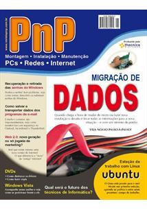 EBOOK (eBook) PNP DIGITAL Nº 1 - MIGRAÇÃO DE DADOS, MICRO DESKTOP COM UBUNTU LINUX E OUTROS TRABALHOS