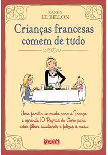 (eBook) CRIANÇAS FRANCESAS COMEM DE TUDO