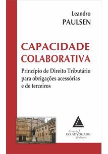 (eBook) CAPACIDADE COLABORATIVA