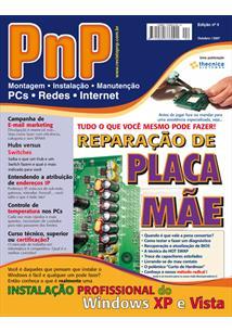 EBOOK (eBook) PNP DIGITAL Nº 4 - REPARAÇÃO DE PLACA MÃE, INSTALAÇÃO PROFISSIONAL DO WINDOWS, ATRIBUIÇÃO DE ENDEREÇOS IP, E-MAIL MARKETING