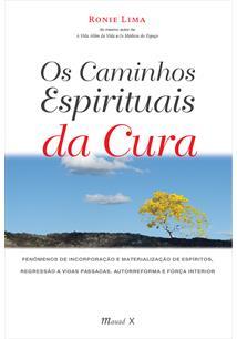 (eBook) OS CAMINHOS ESPIRITUAIS DA CURA