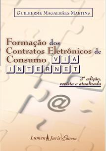 (eBook) FORMAÇÃO DOS CONTRATOS ELETRÔNICOS DE CONSUMO VIA INTERNET - 2ª ED - 20...