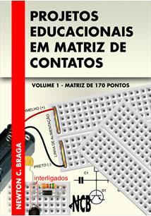 (eBook) PROJETOS EDUCACIONAIS EM MATRIZ DE CONTATOS - VOLUME 1