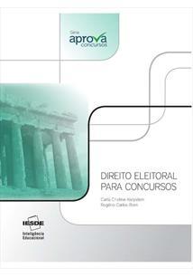 (eBook) DIREITO ELEITORAL PARA CONCURSOS