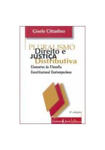 (eBook) PLURALISMO, DIREITO E JUSTIÇA DISTRIBUTIVA - 4ª ED. - 2009