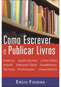 (eBook) COMO ESCREVER E PUBLICAR LIVROS