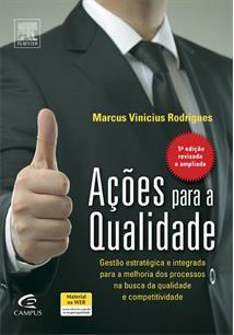 (eBook) AÇÕES PARA A QUALIDADE, 5ª EDIÇÃO REVISADA E AMPLIADA