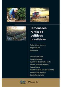 (eBook) DIMENSÕES RURAIS DE POLÍTICAS BRASILEIRAS
