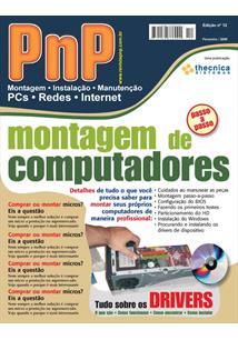 EBOOK (eBook) PNP DIGITAL Nº 12 - MONTAGEM DE COMPUTADORES, TUDO SOBRE OS DRIVERS PARA WINDOWS, CÁLCULO DO KM RODADO,