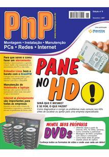 EBOOK (eBook) PNP DIGITAL Nº 5 - PANE NO HD, GRAVAÇÃO DE DVDS PERSONALIZADOS, ATERRAMENTO, GRAVAÇÃO DE DVS, MANUTENÇÃO DE NOTEBOOKS