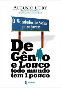 (eBook) DE GÊNIO E LOUCO TODO MUNDO TÊM UM POUCO