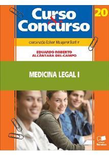 (eBook) CURSO & CONCURSO VOL. 20 - MEDICINA LEGAL I - 7ª EDIÇÃO