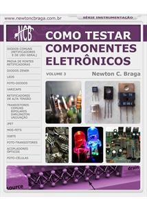 (eBook) COMO TESTAR COMPONENTES ELETRÔNICOS - VOLUME 3