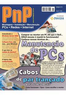 EBOOK (eBook) PNP DIGITAL Nº 9 - MANUTENÇÃO DE PCS, CABOS DE PAR TRANÇADO