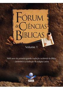 (eBook) FÓRUM DE CIÊNCIAS BÍBLICAS - VOLUME 1