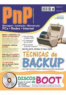 EBOOK (eBook) PNP DIGITAL Nº 6 - TÉCNICAS DE BACKUP, DISCOS DE BOOT