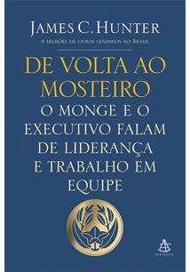 (eBook) DE VOLTA AO MOSTEIRO
