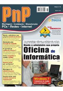 EBOOK (eBook) PNP DIGITAL Nº 25 - MONTE E ADMINISTRE SUA PROPRIA OFICINA DE INFORMÁTICA