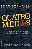(eBook) QUATRO MEDOS: TOBIAS CONTA A CENA DO ARREMESSO DE FACA DE DIVERGENTE