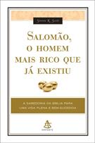 (eBook) SALOMÃO, O HOMEM MAIS RICO QUE JÁ EXISTIU