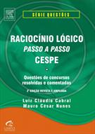 (eBook) RACIOCÍNIO LÓGICO PASSO A PASSO CESPE - 2ª ED