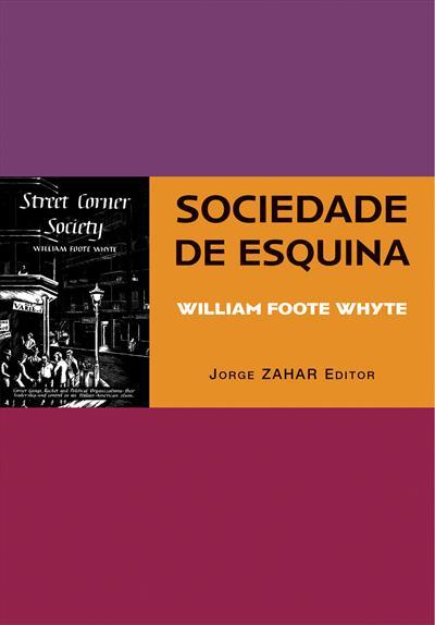 EBOOK (eBook) SOCIEDADE DE ESQUINA