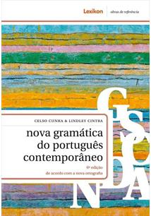 LIVRO NOVA GRAMATICA DO PORTUGUES CONTEMPORANEO