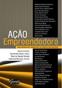 LIVRO AÇAO EMPREENDEDORA: COMO DESENVOLVER E ADMINISTRAR O SEU NEGOCIO COM EXCELENCIA