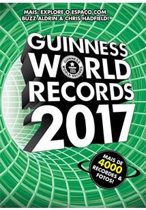 LIVRO GUINNESS WORLD RECORDS 2017