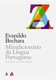 MINIDICIONARIO DA LINGUA PORTUGUESA EVANILDO BECHARA