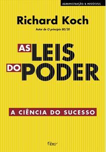 AS LEIS DO PODER: A CIENCIA DO SUCESSO