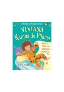 LIVRO VIVIANA: RAINHA DO PIJAMA