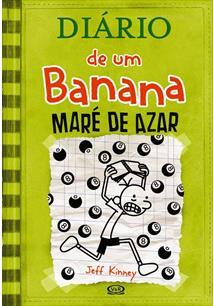 DIARIO DE UM BANANA 8: MARE DE AZAR
