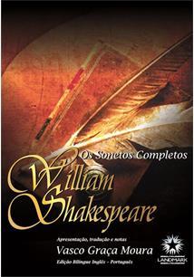 LIVRO OS SONETOS COMPLETOS DE WILLIAM SHAKESPEARE