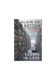 Alain de botton essays in love