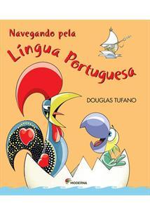 LIVRO NAVEGANDO PELA LINGUA PORTUGUESA