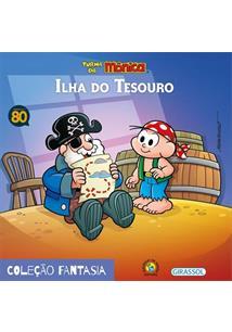 TURMA DA MONICA: ILHA DO TESOURO